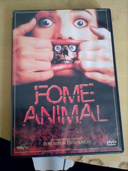 Dvd Fome Animal