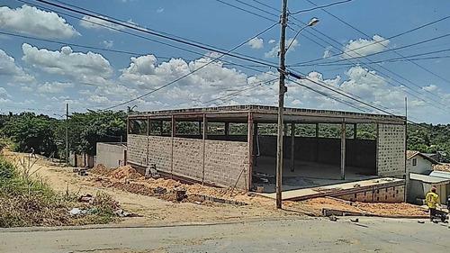 Galpão Para Alugar No Dumaville Em Esmeraldas/mg - 9286