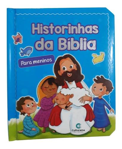 Imagem 1 de 2 de Historinhas Da Bíblia - Azul - Culturama