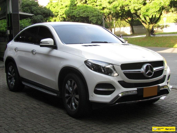 Mercedes-benz Clase Gle Gle 350d 4matic 3000 Cc At 4x4