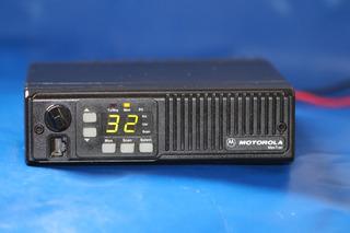 Radio Motorola Maxtrac 32 Canais Vhf , Novissimo Unicos