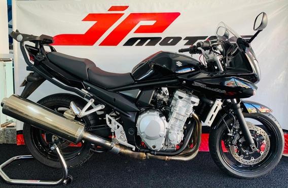 Suzuki Bandit 650 2010 Preta