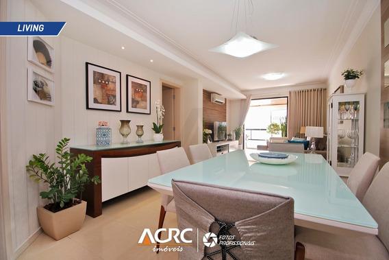 Acrc Imóveis - Apartamento Semi Mobiliado Na Região Da Alameda Para Venda - Ap03025 - 34593311
