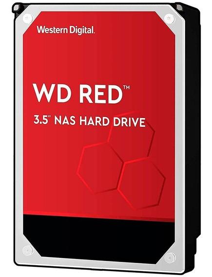 Hd Western Digital Nas Red 2tb 3.5 - Novo