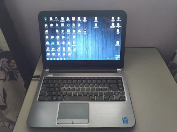 Notebook Dell Inspiron 14r + Case Com Hd 1tb Usb3.0 Opcional