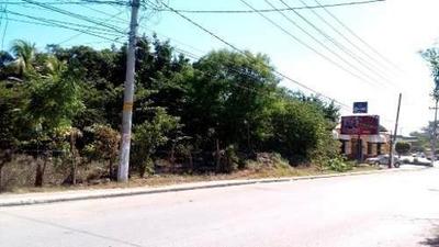 Terreno En Colonia Cayaco Carretera Cayaco-puerto Marques