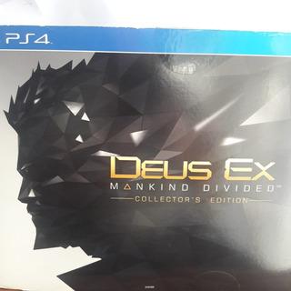 Deus Ex: Mankind Divided Collector