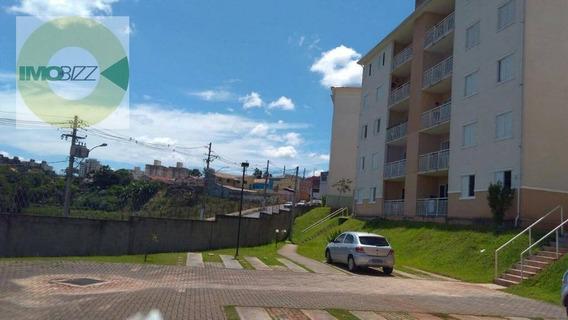 Apartamento Residencial Para Venda Condomínio Vila Ventura, Valinhos. - Ap0611