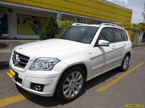 Mercedes Benz Clase Glk 220 Cdi 4matic 2.2 Turbo Diésel 4x4