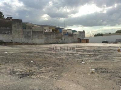 Terreno Para Alugar, 2630 M² Por R$ 5.900/mês - Taboão - São Bernardo Do Campo/sp - Te0272