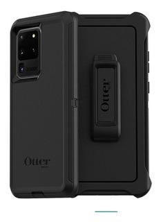 Funda Case Samsung S20 Ultra Otterbox Defender + Clip