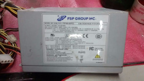 Fonte 24 Pino Sata Real Fsp Group Modelo:fsp460-60pfg Pci-e