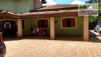 Chácara Com 4 Dormitórios À Venda, 4571 M² Por R$ 900.000 - Nova Era - Itupeva/sp - Ch0120