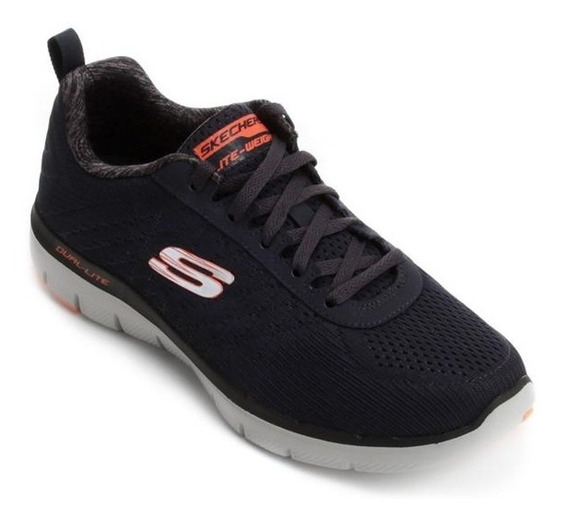 Tênis Skechers Flex Advantage 2.0 The Happs