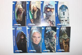 1999 Ultra Pepsi Cards Star Wars Episodio I Amenaza Fantasma