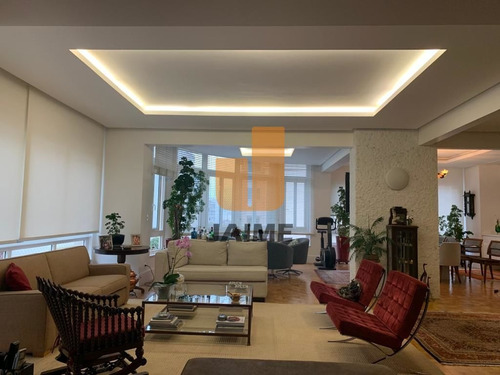 Apartamento Para Venda No Bairro Higienópolis Em São Paulo - Cod: Ja17580 - Ja17580