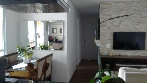 Apartamento Para Venda Em São Paulo, Engenheiro Goulart, 2 Dormitórios, 1 Banheiro, 1 Vaga - 2148