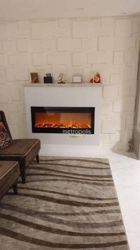 Sobrado À Venda, 250 M² Por R$ 1.275.000,00 - Cerâmica - São Caetano Do Sul/sp - So1546