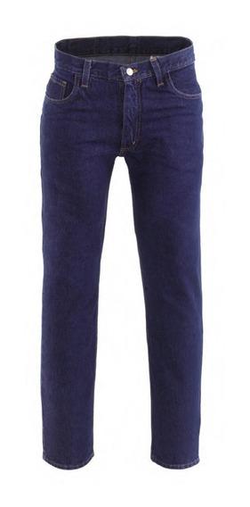 Pantalon Jean Buffalo Denim Azul Hombre 13 Oz Grueso