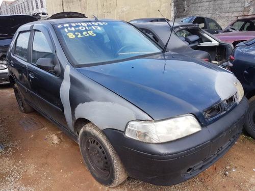 Sucata Fiat Pálio Elx 1.0 16v 2001 2002 ( Somente Peças)