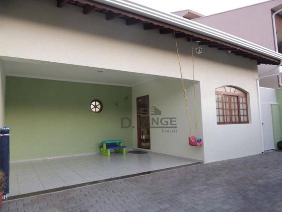 Excelente Casa Térrea No Parque Via Norte - Campinas/sp - Ca13250