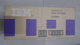 Toner Original Ibm Infoprint 12 01p6897 6,000 Impresiones