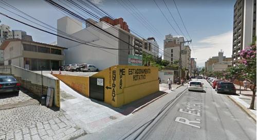 Imagem 1 de 11 de Terreno Com Ótima Localização No Centro De Florianópolis - Te0594