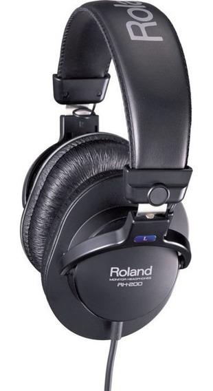 Fone De Ouvido Roland Rh 200 Roland