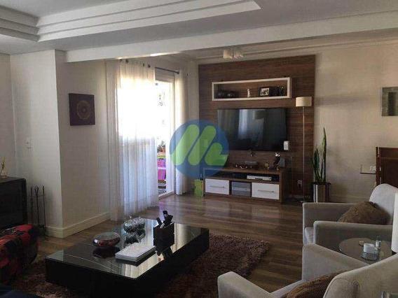 Apartamento Com 3 Dorms, Centro, Pelotas - R$ 745 Mil, Cod: 72 - V72