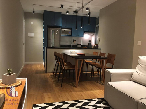Lindo Apartamento 3 Dormitórios Sendo 01 Suíte E Sala Ampliada Do 3° Dormitório 02 Vagas Cobertas- Jaguaré - São Paulo/sp - Ap1951