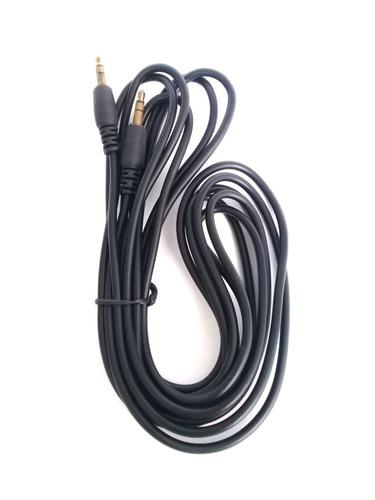 Cable Mini Plug 3.5mm Audio 3 Mts 19-01-1012