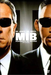Dvd - Hombres De Negro 1