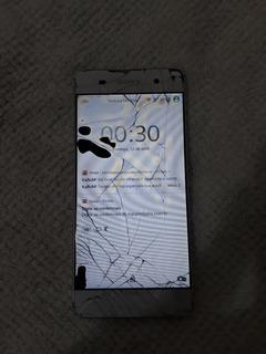 Sony Xperia Xa F3116 Branco Com 16gb Com Defeito