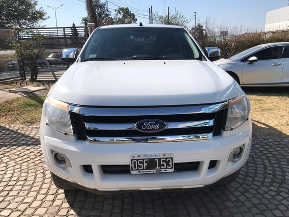 Ford Ranger 3.2 Tdi Dc 4x4 Xlt At 2015