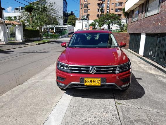 Camioneta Volkswagen Tiguan Allspace Comfortline 2.0 Tsi 4m