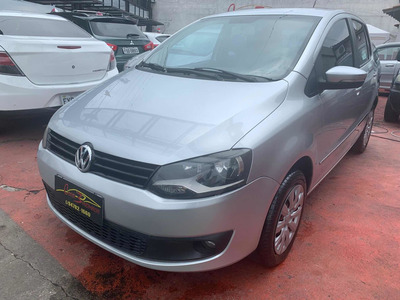 Volkswagen Fox 1.6 Vht Prime I-motion Total Flex 5p 2011