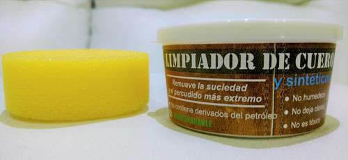 Limpiador De Cuero + Acondicionador De Cuero (paquete Por 2)