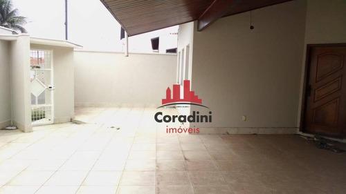 Imagem 1 de 24 de Casa À Venda, 110 M² Por R$ 500.000,00 - Residencial Boa Vista - Americana/sp - Ca1813
