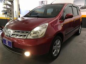 Nissan Livina 1.8 S 16v 2010