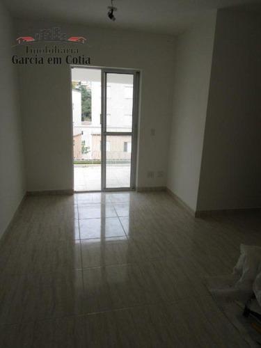 Imagem 1 de 7 de Apartamento A Venda No Bairro Bairro Da Graça Em Cotia - - 101-1