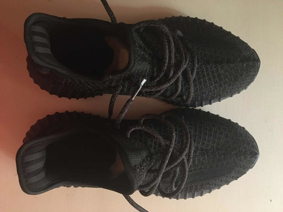 Yeezy Triple Black V2 Refective
