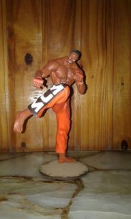 Figura Dee Jay Super Street Fighter Ii