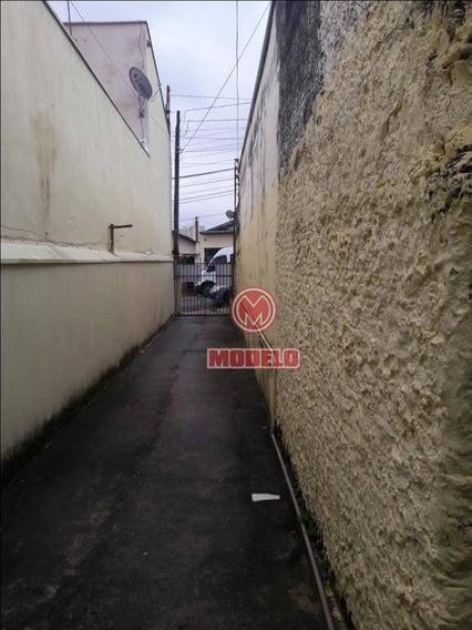 Casa Com 1 Dormitório Para Alugar, 55 M² Por R$ 550,00/mês - Piracicamirim - Piracicaba/sp - Ca2219