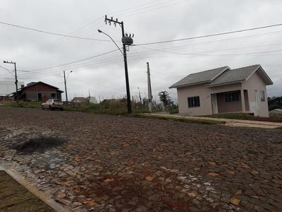 Casa No Bairro Pioneiro Em Pinhalzinho-sc - 123509