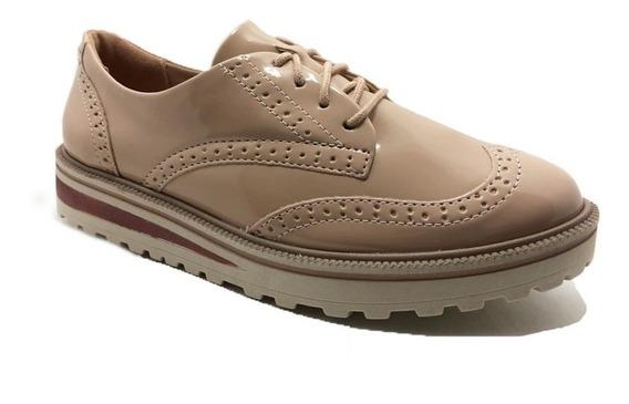 Sapato Oxford Ramarim Flatform 1990103