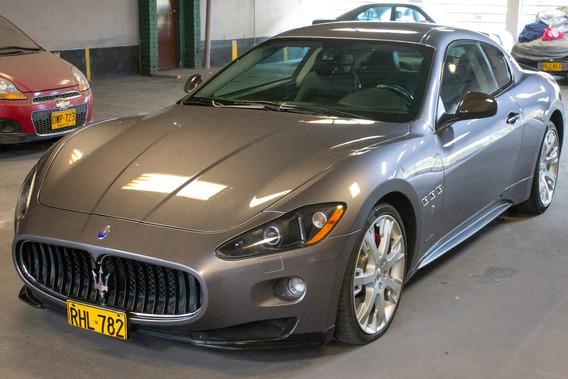 Maserati Granturismo S Mc