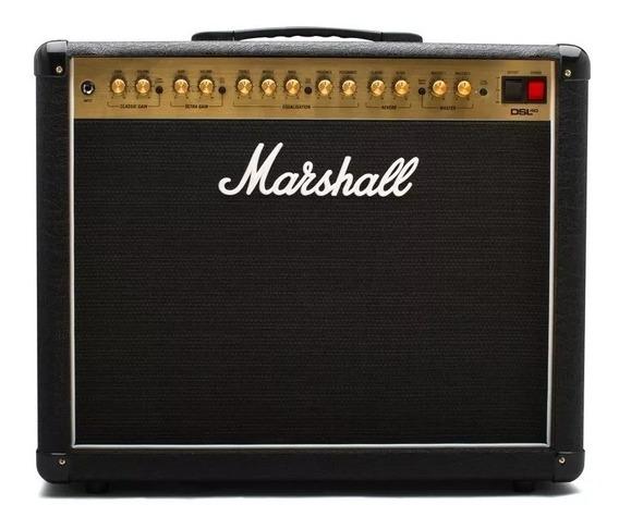 Amplificador Marshall Dsl 40 Cr Pronta Entrega
