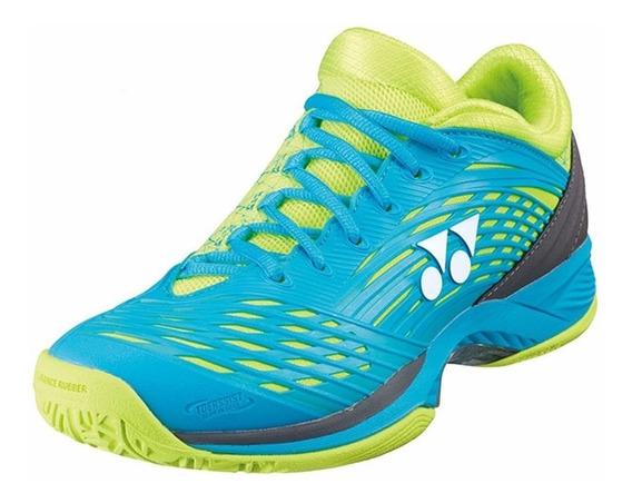 Zapatillas Tenis Padel Yonex Fusionrev Lady Mujer - Olivos