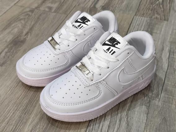 Zapatillas Color Blanco