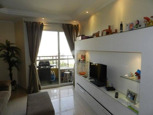 Apartamento Residencial À Venda, Parque Das Nações, Santo André. - Ap5883
